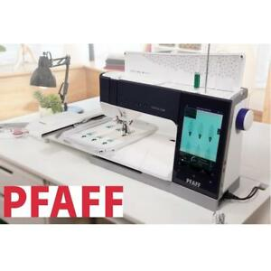 NEW PFAFF SEWING MACHINE 850197112 158478750 CREATIVE ICON HD COLOUR TOUCH SCREEN EMBROIDERY