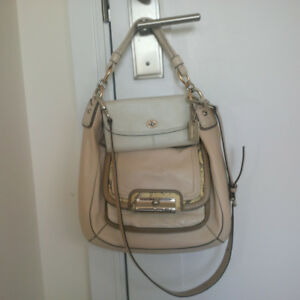 Coach Kristin X-Large Spectator Crossbody & Park Trifold Wallet