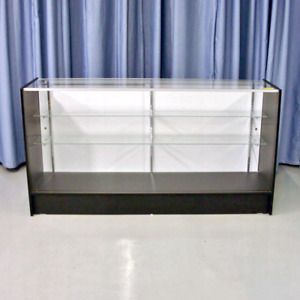 2 used display cabinets $400 each