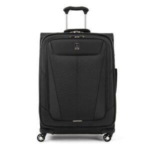 Travelpro Maxlite 5 Expandable Spinner Luggage 25-Inch, Black, O