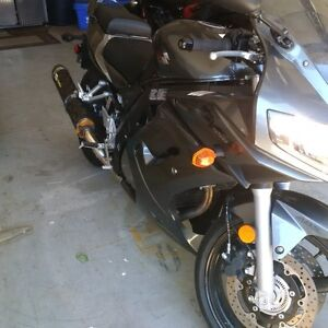 2008 SV650 For Sale Kitchener / Waterloo Kitchener Area image 3