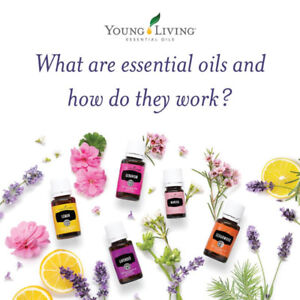Hostess Gift...  Young Living Essential Oil class