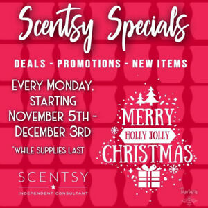 Scentsy Sale!