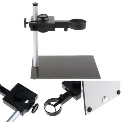 Universal Digital Usb Microscope Holder Stand Support Bracket Adjust Up And Down