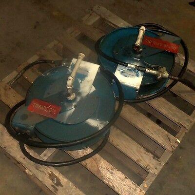 Hosetract Spring Retractable Hose Reel Mc-550 W Hose Set Of 2