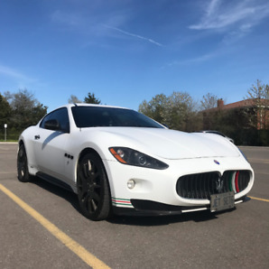 2009 Maserati Gran Turismo MC Package