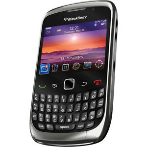 Blackberry 9300 Unlocked/Wind Compatible Good Condition + Extras