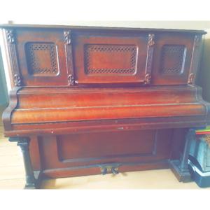 FREE Heintzman & Co piano for pick up