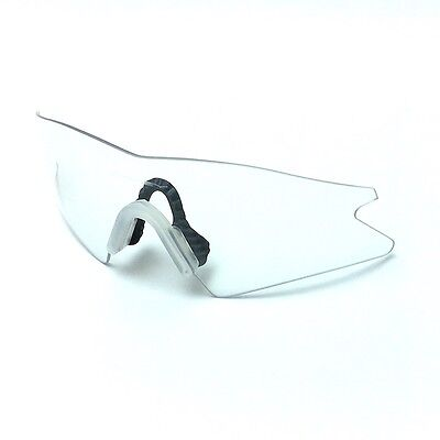 Authentic Oakley Clear Sunglasses M Frame Lens - Sweep Non Vented - NEW - 06-704