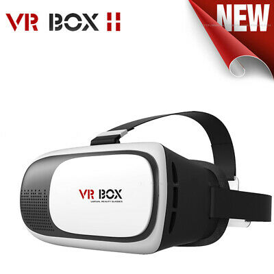Virtual Reality VR Box 2.0 Headset 3D Video Glasses For Android iPhone Samsung