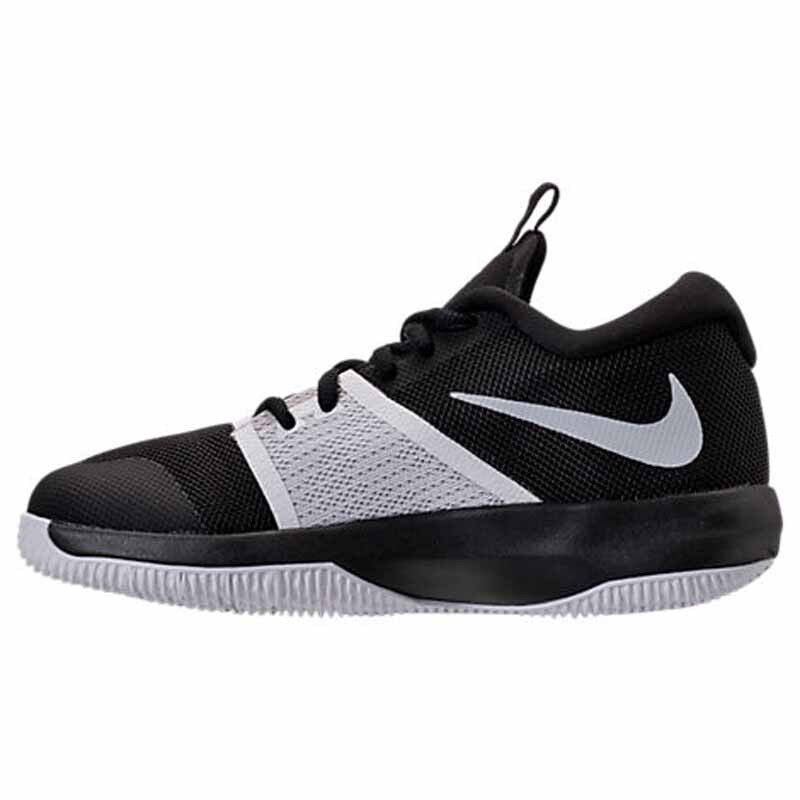 buy popular 4954f 57a66 The Nike Zoom Assersion is a lightweight and versatile basketball shoe your  kid will love!