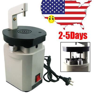 Dental Lab Laser Drill Machine Pin Equipment Dentist Driller 7800rpm 100w