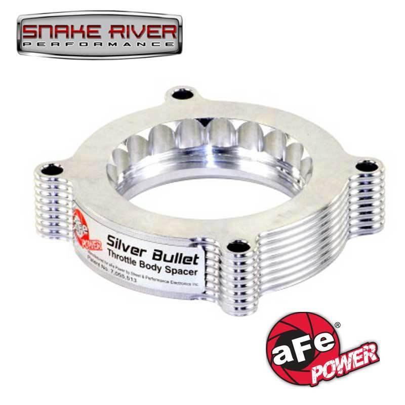 AFE THROTTLE BODY SPACERS 10-14 FORD F150 RAPTOR 11-16