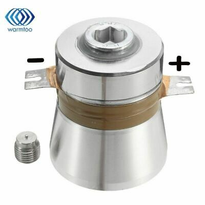 1pcs 60w 40khz High Conversion Efficiency Ultrasonic Piezoelectric Transducer Cl