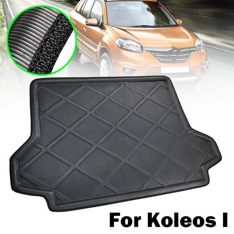 Vesul Rear Trunk Cargo Cover Boot Liner Tray Carpet Floor Mat Fits on Volvo XC60 2018 2019