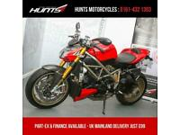 2009 '09 Ducati Streetfighter S. Ohlins, Brembo, Carbon Guards & Covers. £8,195