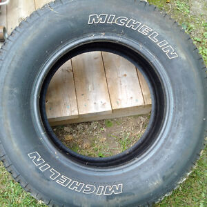 Michelin ltx at2 265/65r17 all season West Island Greater Montréal image 1
