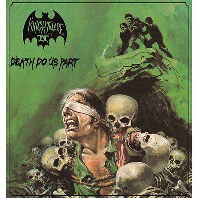 KNIGHTMARE II - Death do us Part (LIM.400 BLACK*US METAL*HALLOWEEN*LEATHERWOLF) (Death Metal Halloween Music)
