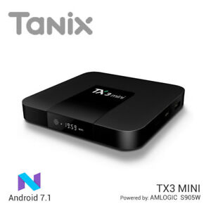 TX3 Android tv box! 2/16 gb Android 7.1! Fully programmed!!