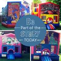 Location Jeux Gonflables Inflatable Bouncers Rental