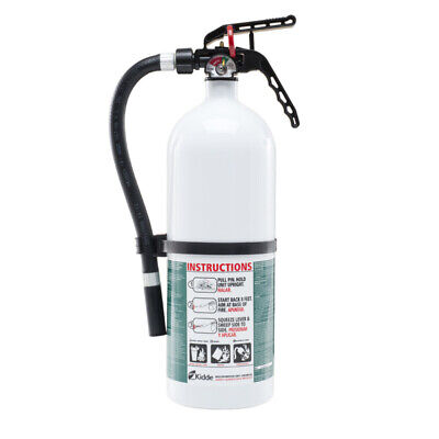 Kidde 4 Lb. Fire Extinguisher For Household Us Coast Guard Agency Approval