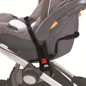 2 adaptateurs Baby Jogger pour sièges Peg Perego