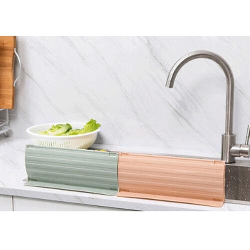 Anti Water Splash Guard Kitchen Sink Splatter Prevent Board Dam-board Practical