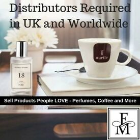 Fm fragrance and cosmetics consultants required