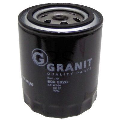 8002028 Granit Ölfilter wie  W930.7, passt bei vielen Case, IHC