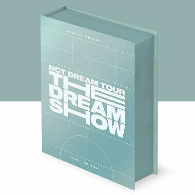 NCT DREAM TOUR [THE DREAM SHOW] KIHNO VIDEO Kit+Bag+Fotobuch K-POP SEALED
