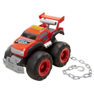 Max Tow Truck Turbo Speed-Red