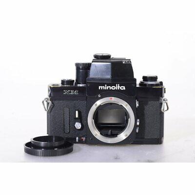 Minolta XM Spiegelreflexkamera - SLR Camera - Filmkamera - Kamera - Body