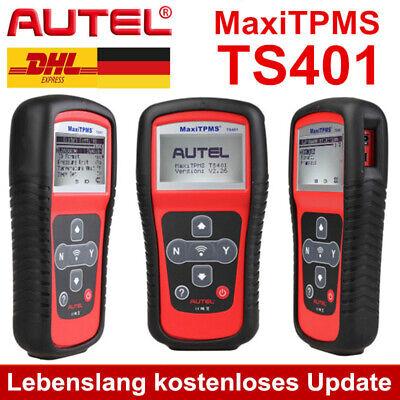 System-diagnose-gerät (Autel TS401 Reifendruckkontrollsystem Diagnose Gerät Werkzeuge TPMS Scanner DTCs)