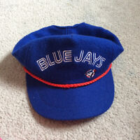 Vintage Blue Jays Baseball Cap Hat 1970's One Size Fits All