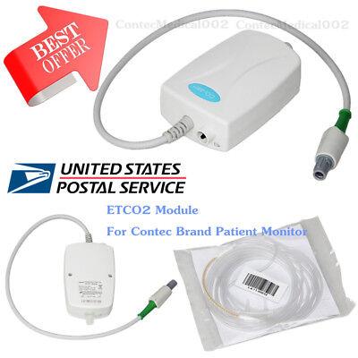 Co2-m01 Respiratory Gas Co2 Monitor Module Monitoring Co2 End-tidal Co2 Etco2