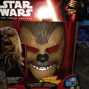 Chew bacca electronic mask Cambridge Kitchener Area image 1