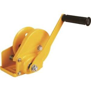 Hand winch ONLY  handle included Para Hills West Salisbury Area Preview