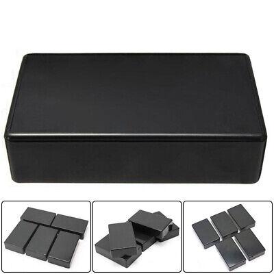5x Abs Plastic Electronics Project Box Electronic Enclosure Case Rectangular