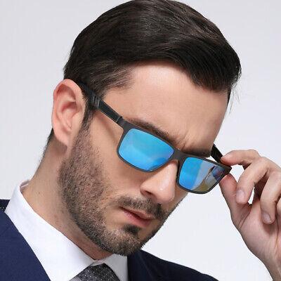 2020 Herren HD Sonnenbrille Polarisiert UV400 Schutz Fahren Brille Pilotenbrille