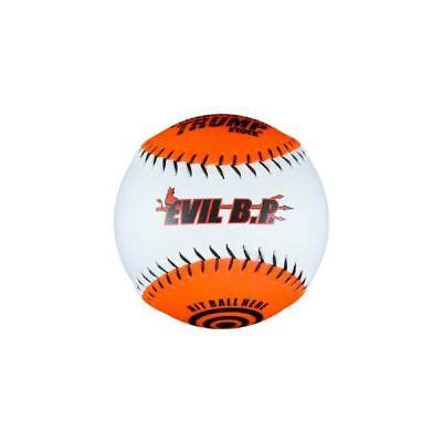 Evil BP 44 Rocket Batting Practice Softballs (Sold by the Dozen)