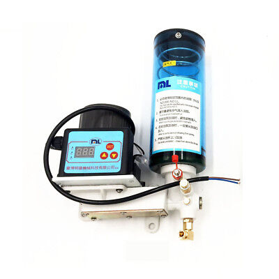 0.8l 24v Electric Grease Lubrication Pump 800ml Machine Lubricant Oil Pump
