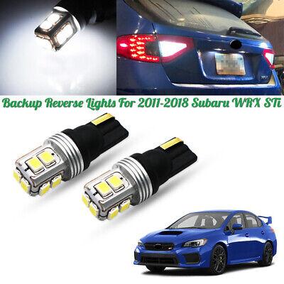 subaru wrx interior illumination wiring xenon white 10 smd led bulbs for 2011 2018    subaru       wrx    sti  xenon white 10 smd led bulbs for 2011 2018    subaru       wrx    sti