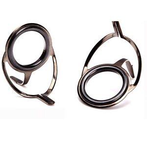 Fishing rod eye repair kit ebay for Replacement eyes for fishing rods