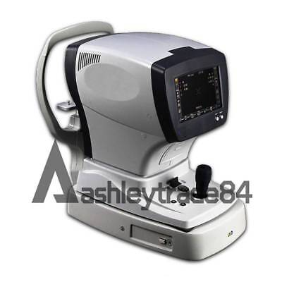 7 Fa-6500k Auto Refractor Keratometer Optical Refractometer With Keratometry