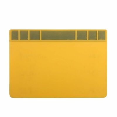 Large Size Heat-resistant Magnetic Silicone Mat Soldering Pad Insulation Pad Bga