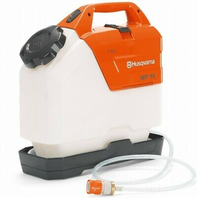 Husqvarna Battery Powered Pressurized Water Tank For Cutoff Saws Core Drills