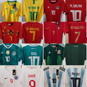 Chandails/Jersey Coupe du Monde 2018