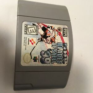 Konami NHL Blades of Steel '99 game for SALe