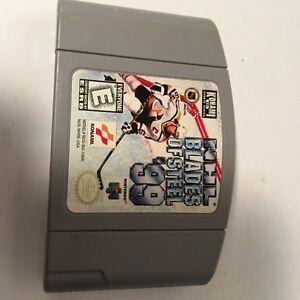 Konami NHL Blades of Steel '99 game for SALe