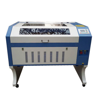 100w Laser Engraving Cutting Machine 60909060 Ruida 6442s Controller Free Ship